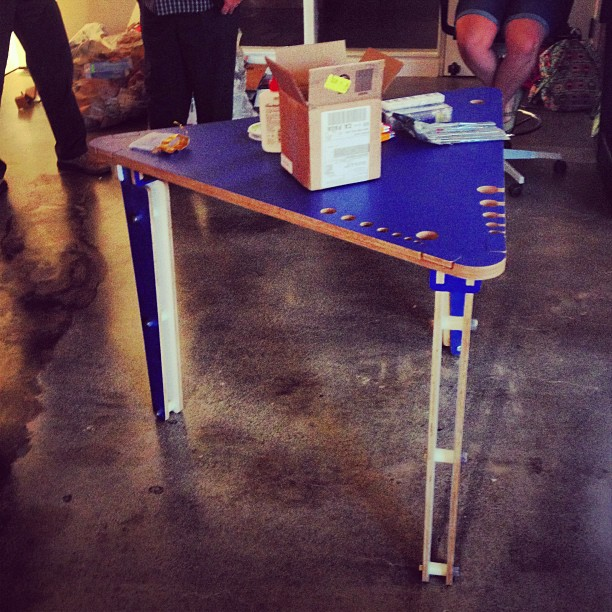 Work table #herodesign